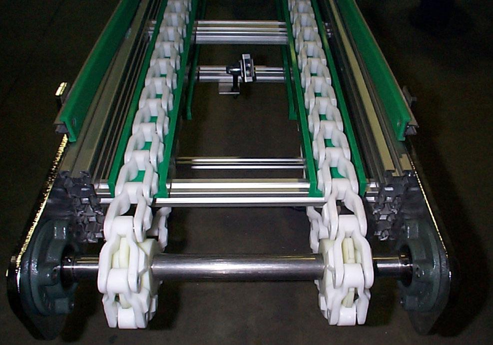 Transportadores de cadenas paralelas
