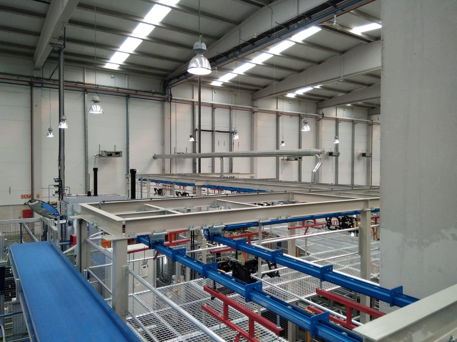 Transportadores de correas extracción de células robotizadas
